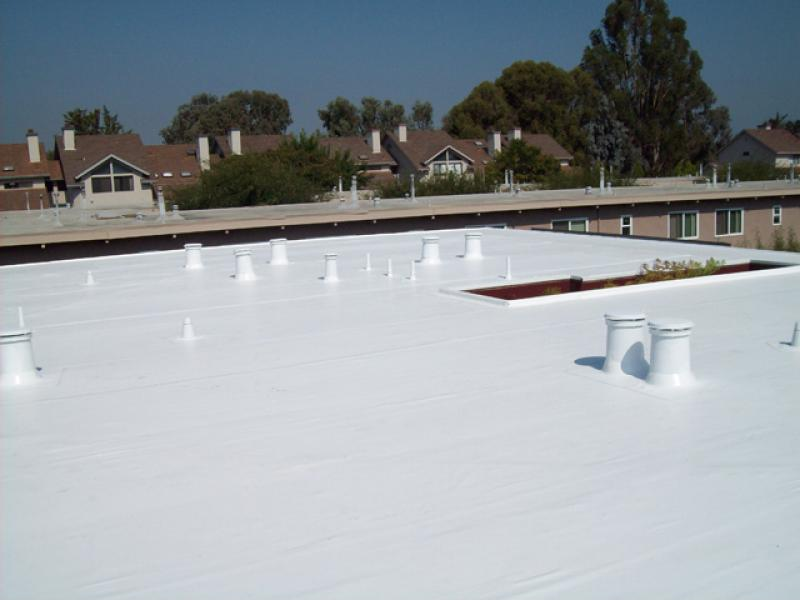 Exceptional IB Roof System